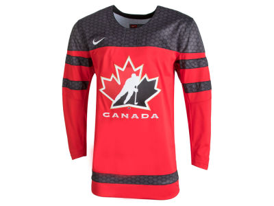 Canada Hockey Nike IIHF Men s Replica Hockey Jersey 48cf2a19b37