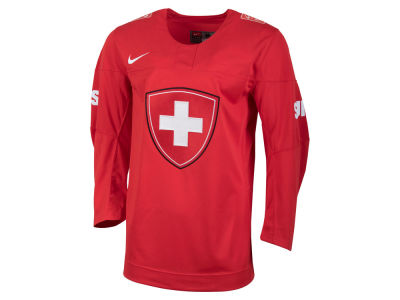 Sweden Hockey Nike IIHF Men's Replica Hockey Jersey