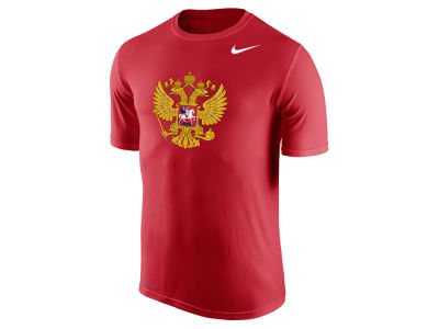 Russia Hockey Nike IIHF Men's Hockey T-Shirt