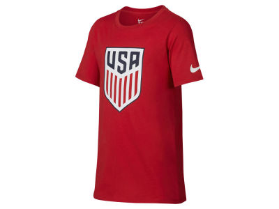 USA Nike Youth National Team Crest T-Shirt