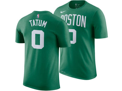 Boston Celtics Jayson Tatum Nike NBA Men's Icon Player T-shirt