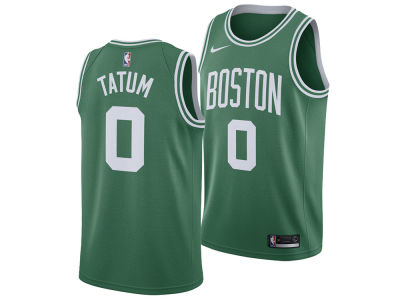 Boston Celtics Jayson Tatum Nike NBA Men's Icon Swingman Jersey