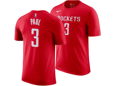 Houston Rockets Chris Paul Nike NBA Men's Icon Player T-shirt