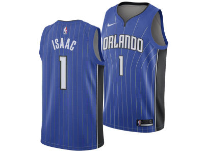 Orlando Magic Jonathan Isaac Nike NBA Men's Icon Swingman Jersey
