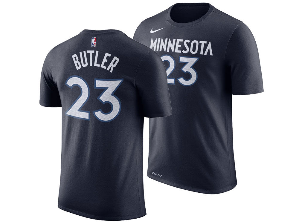 49df08c1215 ... new arrivals minnesota timberwolves jimmy butler nike nba mens icon  player t shirt 92e20 cf3fe ...