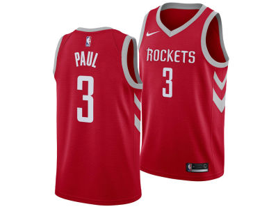 Houston Rockets Chris Paul Nike NBA Men's Icon Swingman Jersey