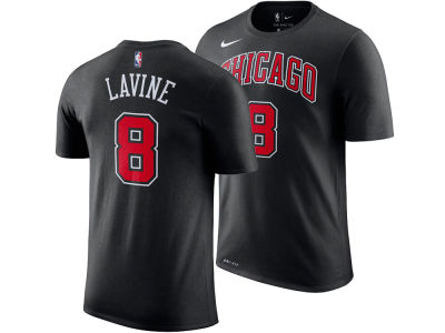 Chicago Bulls Zach LaVine Nike NBA Men's Statement Player T-shirt