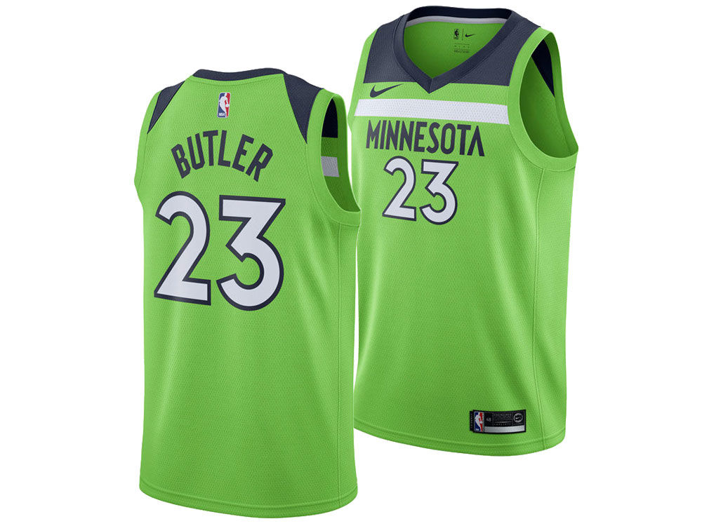 374fc036b79 Minnesota Timberwolves Jimmy Butler Nike NBA Men s Statement Swingman Jersey