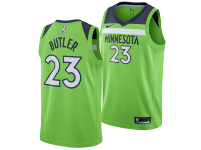 Minnesota Timberwolves Jimmy Butler Nike NBA Men s Statement Swingman Jersey 5c5a31752