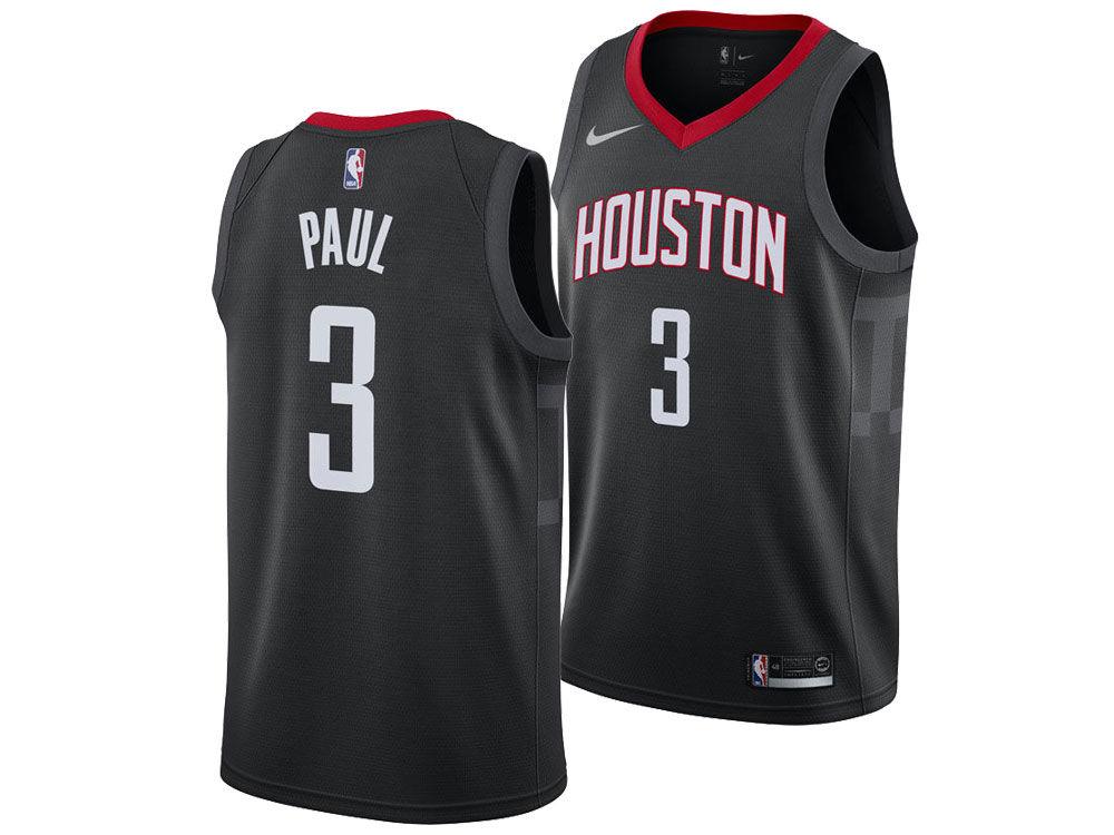 Houston Rockets Chris Paul Nike NBA Men s Statement Swingman Jersey 9221174e8