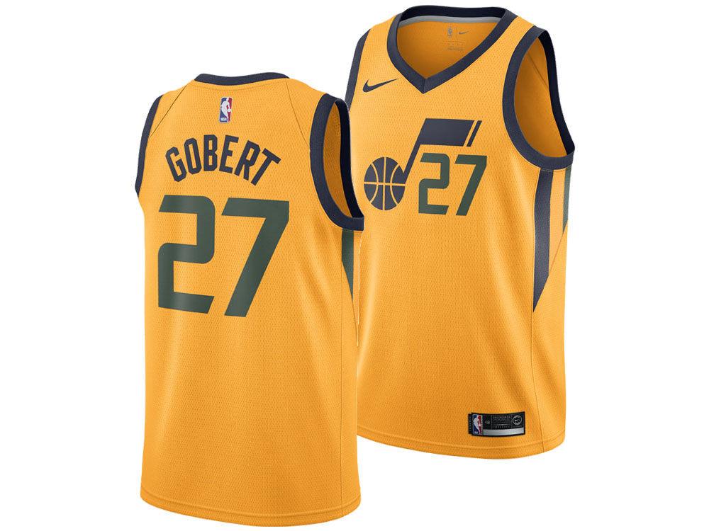 98d632601 ... coupon utah jazz rudy gobert nike nba mens 2017 city swingman jersey  15498 f6563