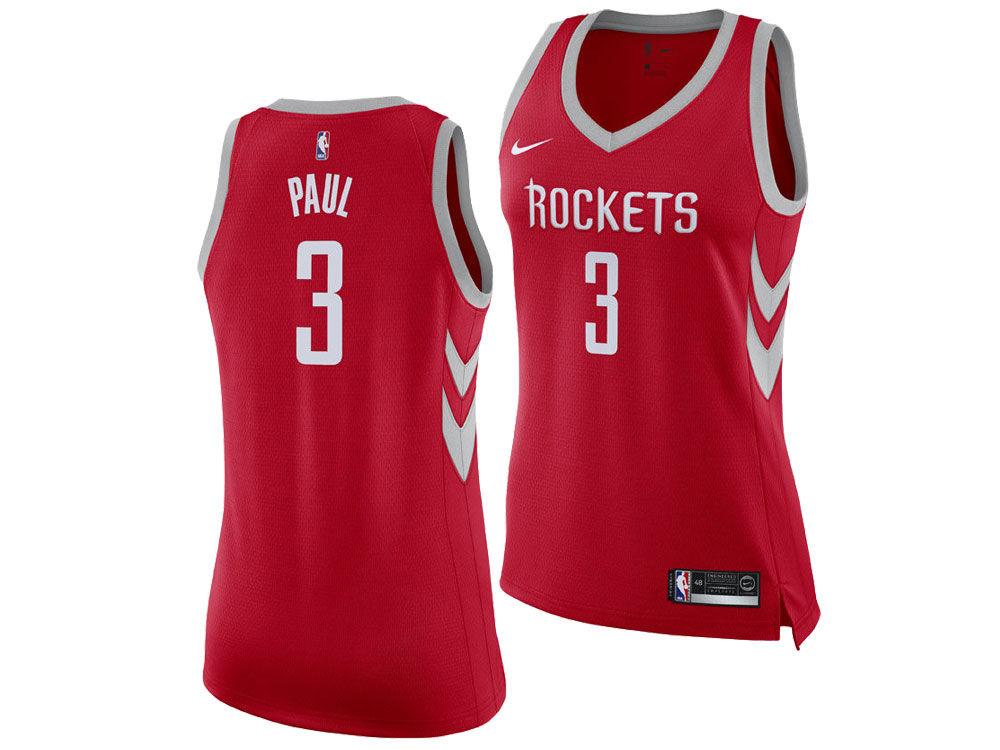 Houston Rockets Chris Paul Nike NBA Women s Swingman Jersey  d01185dfa