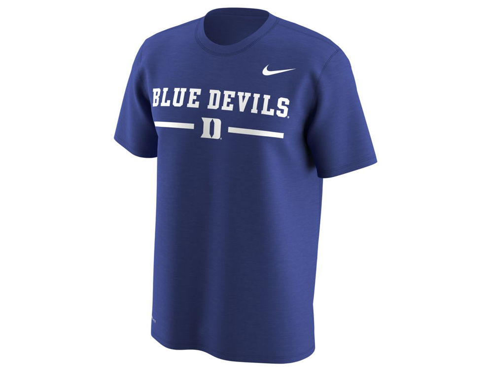 Nike Men's Duke Blue Devils Fresh Trainer Hook T-Shirt LgRUsfX