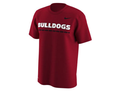 Georgia Bulldogs Nike NCAA Men's Fresh Trainer Hook T-Shirt