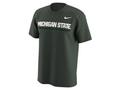 Michigan State Spartans Nike NCAA Men's Fresh Trainer Hook T-Shirt