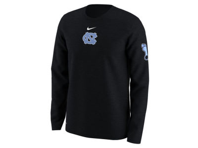 North Carolina Tar Heels Nike NCAA Men's Fresh Trainer Hook Long Sleeve T-Shirt