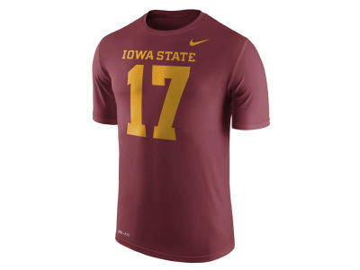 Iowa State Cyclones Nike NCAA Men's Legend Player Number T-Shirt