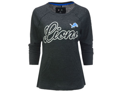 Detroit Lions G-III Sports NFL Women's Off Season Long Sleeve Shirt