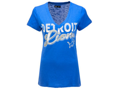 Detroit Lions G-III Sports NFL Women's 1st Down T-Shirt