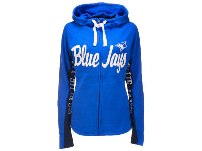 Toronto Blue Jays G-III Sports MLB Women's Rally Hands High Hoodie