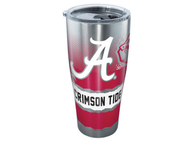 Alabama Crimson Tide Tervis 30oz All Over Stainless Steel Keeper