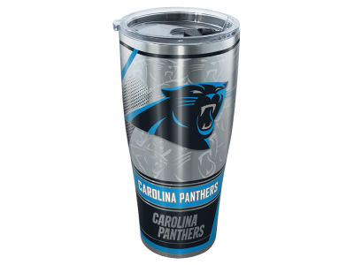Carolina Panthers Tervis 30oz All Over Stainless Steel Keeper