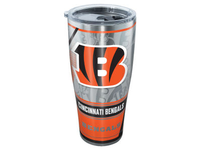 Cincinnati Bengals Tervis 30oz All Over Stainless Steel Keeper