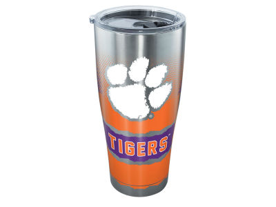 Clemson Tigers Tervis 30oz All Over Stainless Steel Keeper