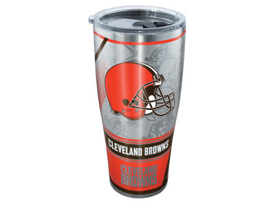 Cleveland Browns Tervis 30oz All Over Stainless Steel Keeper