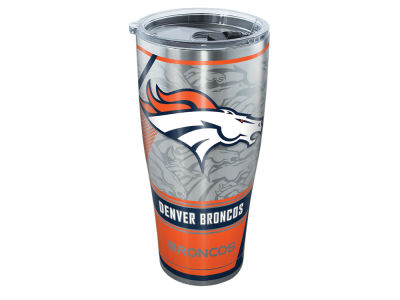 Denver Broncos Tervis 30oz All Over Stainless Steel Keeper