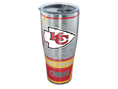 Kansas City Chiefs Tervis 30oz All Over Stainless Steel Keeper