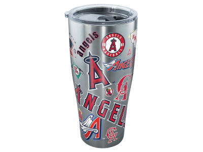 Los Angeles Angels Tervis 30oz All Over Stainless Steel Keeper