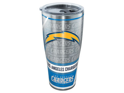 Los Angeles Chargers Tervis 30oz NFL Edge Stainless Steel Tumbler