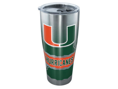 Miami Hurricanes Tervis 30oz All Over Stainless Steel Keeper