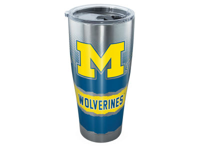 Michigan Wolverines Tervis 30oz All Over Stainless Steel Keeper