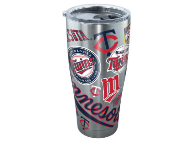 Minnesota Twins Tervis 30oz All Over Stainless Steel Keeper