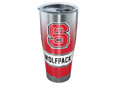 North Carolina State Wolfpack Tervis 30oz All Over Stainless Steel Keeper