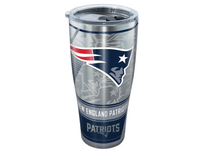 New England Patriots Tervis 30oz All Over Stainless Steel Keeper