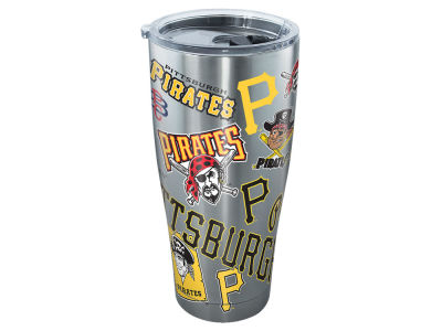 Pittsburgh Pirates Tervis 30oz All Over Stainless Steel Keeper