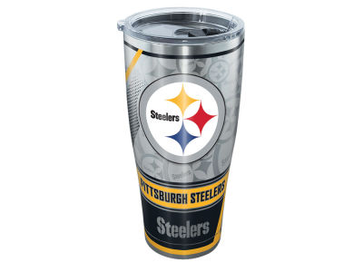 Pittsburgh Steelers Tervis 30oz NFL Edge Stainless Steel Tumbler