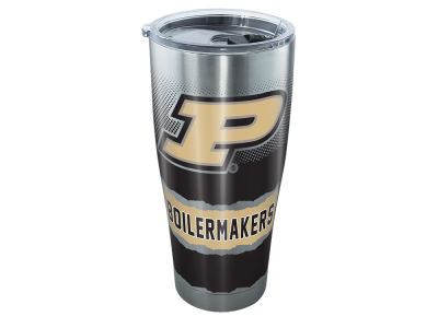 Purdue Boilermakers Tervis 30oz NCAA Knockout Stainless Steel Tumbler
