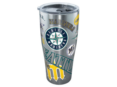 Seattle Mariners Tervis 30oz MLB All Over Stainless Steel Tumbler