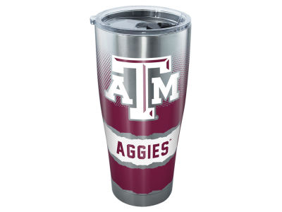 Texas A&M Aggies Tervis 30oz All Over Stainless Steel Keeper