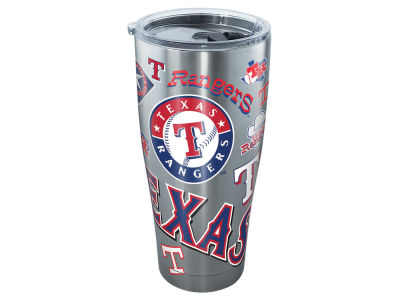 Texas Rangers Tervis 30oz All Over Stainless Steel Keeper