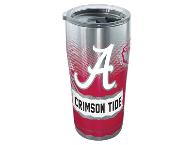 Alabama Crimson Tide Tervis 20oz All Over Stainless Steel Keeper