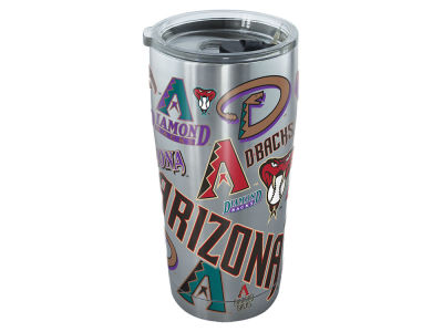 Arizona Diamondbacks Tervis 20oz All Over Stainless Steel Keeper
