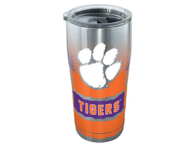 Clemson Tigers Tervis 20oz All Over Stainless Steel Keeper