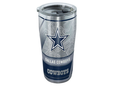 Dallas Cowboys Tervis 20oz All Over Stainless Steel Keeper