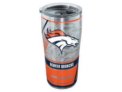 Denver Broncos Tervis 20oz All Over Stainless Steel Keeper