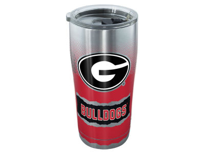 Georgia Bulldogs Tervis 20oz All Over Stainless Steel Keeper